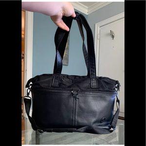 Lululemon Black Weekender Duffle Bag